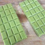 Tablette de chocolat blanc et matcha- Veggie Avenue