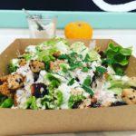 Veggie Avenue - Salade cesar vegetalienne