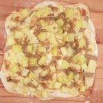 Recette de pizza vegan maison