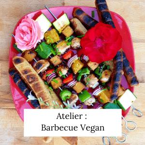 Atelier : Barbecue Vegan - Veggie Avenue