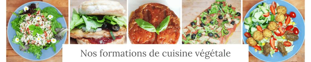 Nos formations de cuisine végétale - Veggie Avenue